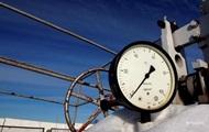 Хранилища Украины заполнены газом на треть