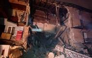 Во Львове рухнула стена жилого дома