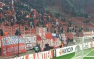 На матче Динамо в Греции избили украинских фанатов