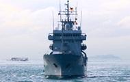У РФ відреагували на корабель НАТО в Чорному морі