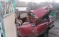 В Николаевской области легковушка влетела в фуру, есть жертвы