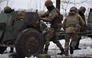В зоне ООС с начала суток погиб один военный