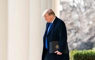 Трамп одобрил бюджет США на 2019 финансовый год