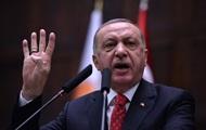 Эрдоган рассказал, почему Турцию не принимают в ЕС