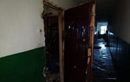 У Донецькій області стався вибух у п'ятиповерхівці