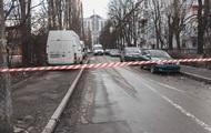 В Киеве перекрыли улицу из-за гранаты возле школы