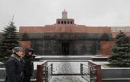 Мавзолей Ленина закрывают на два месяца