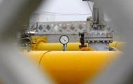 Украина сократила запасы газа на 40%