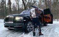 В Киеве заметили Rolls-Royce за $600 тысяч