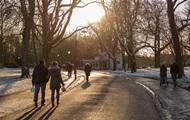 В Киеве зафиксирован первый температурный рекорд в этом году
