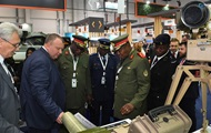 Украина представила ракетные комплексы на выставке в ОАЭ