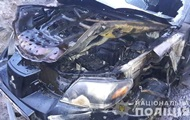 В Ирпене подожгли автомобиль депутата горсовета