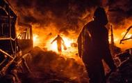 Годовщина Евромайдана. Первые расстрелы