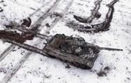 Военные провели масштабные танковые учения