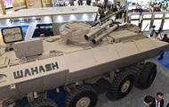 Украина и ОАЭ показали совместный бронетранспортер