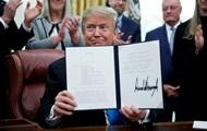 Трамп распорядился создать Космические силы в составе ВВС США