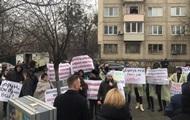 Под посольством США против Супрун протестуют студенты - нардеп