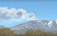На Сицилии проснулся крупнейший действующий вулкан Европы