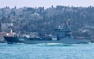 Корабли НАТО проведут учения в Черном море