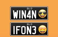 В Австралии разрешили размещать эмодзи на автомобильных номерах