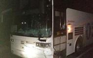 Во Львовской области автобус с пассажирами попал в ДТП