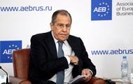 Курс Киева в НАТО уничтожает Минск-2 - Лавров