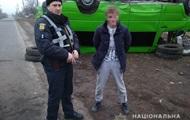 В Одесской области пьяный мужчина угнал маршрутку