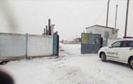 У Миколаївській області намагалися спалити асфальтний завод
