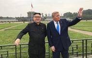 Двойники Ына и Трампа прибыли на