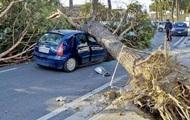 В Италии из-за урагана погибли четыре человека