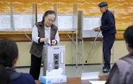 Жители японского острова Окинава проголосовали против военной базы США