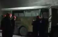 ДТП с автобусом в Китае: число погибших выросло до 22