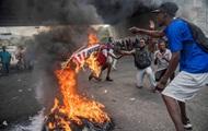 Жертвами протестов на Гаити стали 26 человек