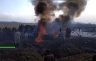 В Кашмире разбился индийский вертолет