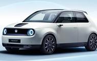 Новый электрокар Honda показали на официальных фото