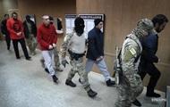 Судьям и прокурорам Крыма сообщили подозрения за арест украинских моряков