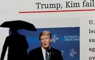 Саммит с Ким Чен Ыном стал ударом для Трампа - FT