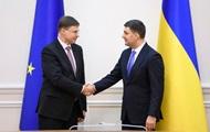 Украина обсудила условия нового транша ЕС
