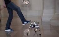 Ученые научили робопса делать сальто