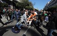В Алжире в ходе протестов пострадали почти 200 человек