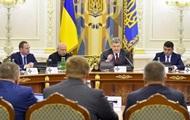 Порошенко внес предложения по коррупции в оборонке