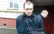 В Киеве задержали мужчину с гранатами и наркотиками в рюкзаке