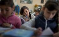 Украинским школьникам заменили аттестат об образовании