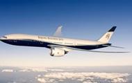 Boeing отменила презентацию нового самолета