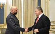 Порошенко назначил ответственного за вооружение армии