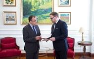 Новый посол Польши прибыл в Украину