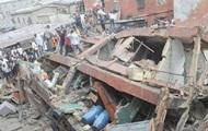ЧП в Нигерии: обрушилась школа, под завалами более ста человек
