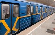 В Киеве пассажир упал под поезд метро