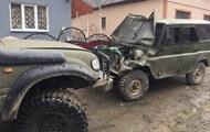 На Закарпатье нарушителей границы задерживали со стрельбой и ДТП