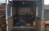 Международный канал переправки нелегалов перекрыли в Украине